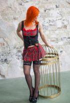 БДСМ индивидуалка Ульяна, 27 лет, рост: 157, вес: 47